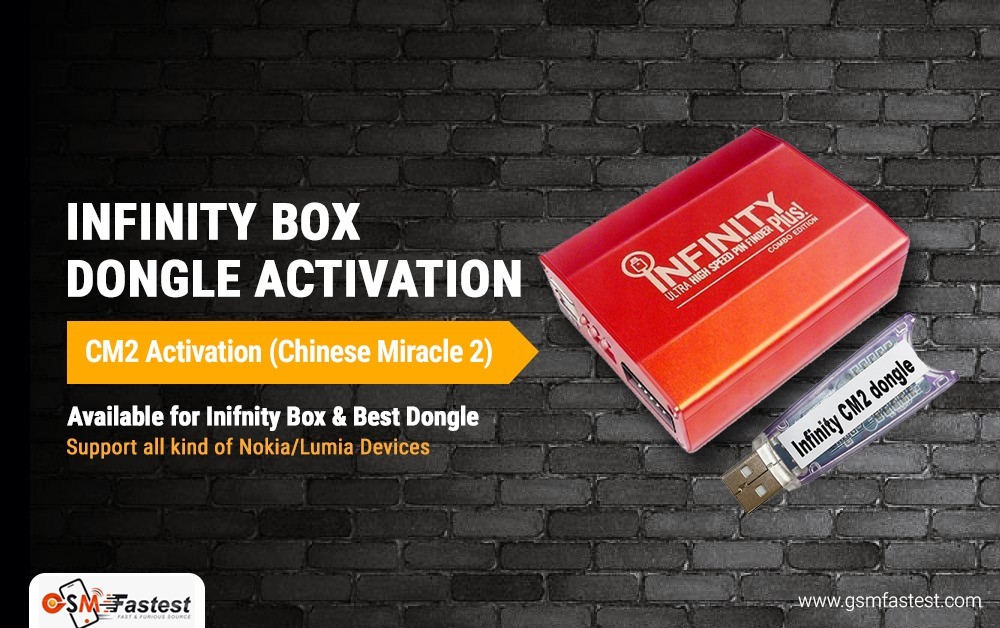 Infinity-Box/Dongle software activation for Infinity [BEST] Chinese Miracle-2 and 1 year support inc