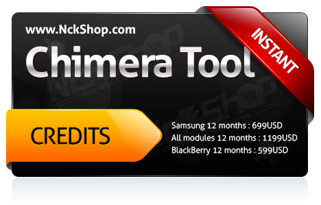 Chimera Tool Blackberry Module