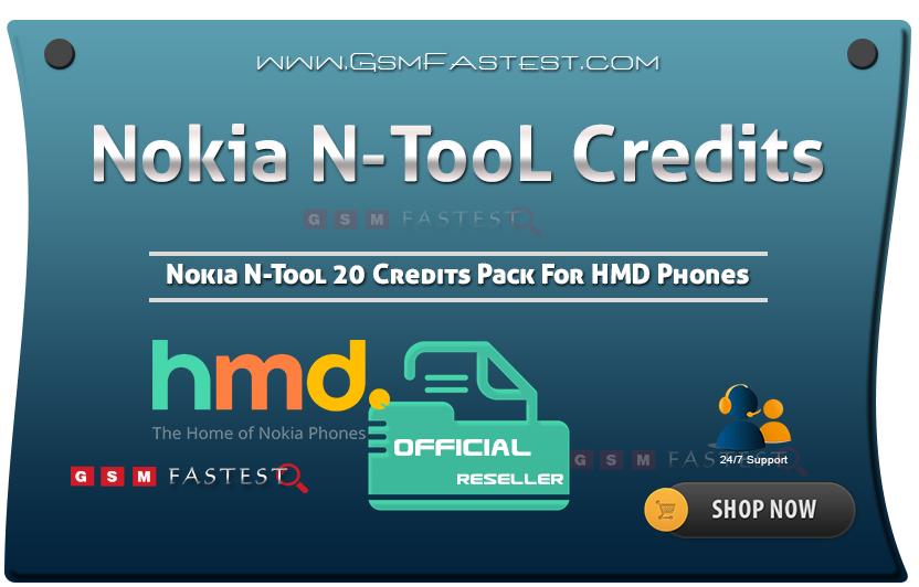 Nokia Tool ( Ntool 20 Credits Pack )