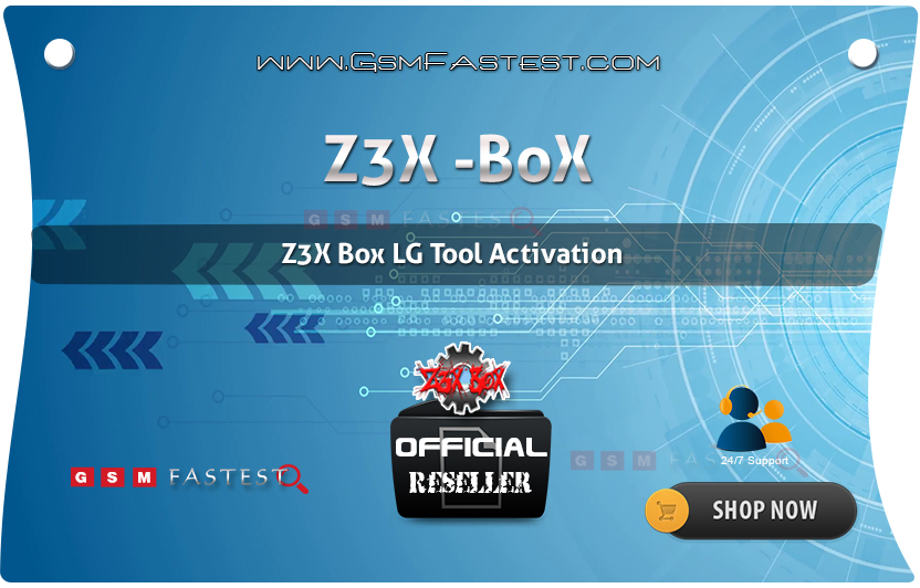 LG Z3X Activation Tool