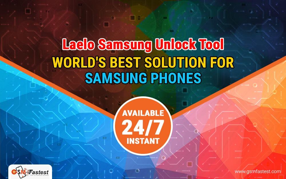 Laelo Samsung Unlock Tool Credits