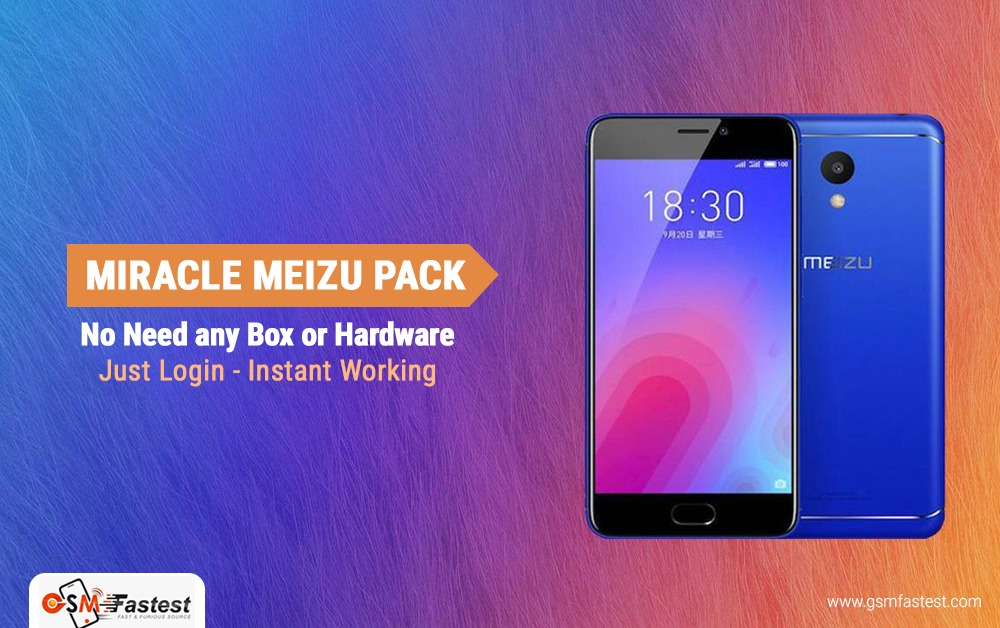 Miracle Meizu Pack (Login Edition)