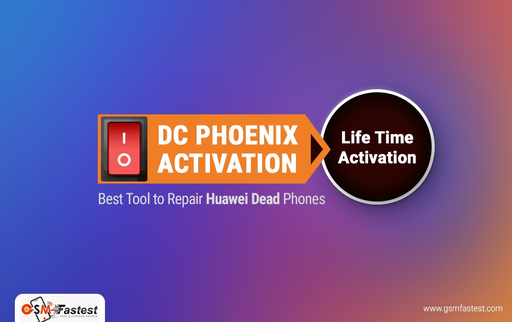 DC Phoenix Activation for DC dongle