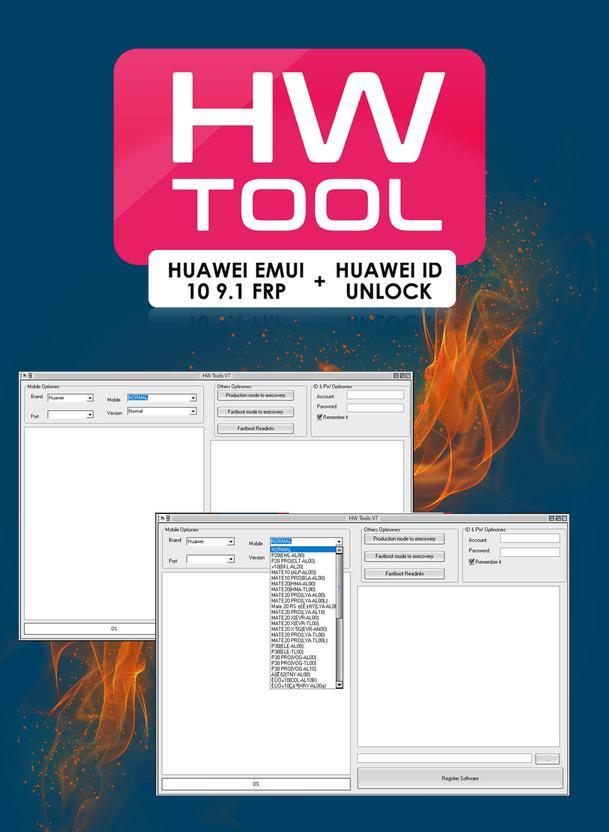 HW Tool for Huawei