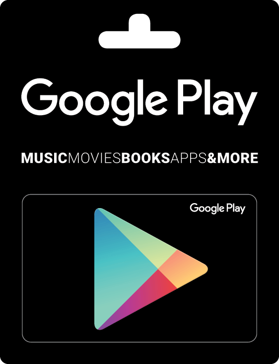 Google Play Card 10$ Card