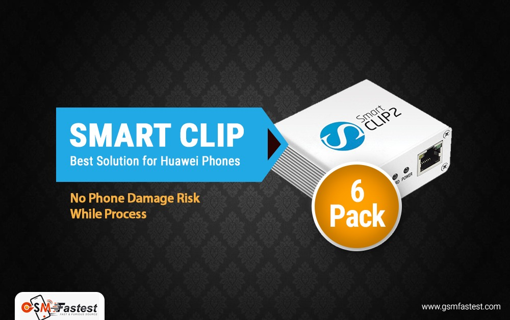 Smart Clip 2 Pack 6 Activation