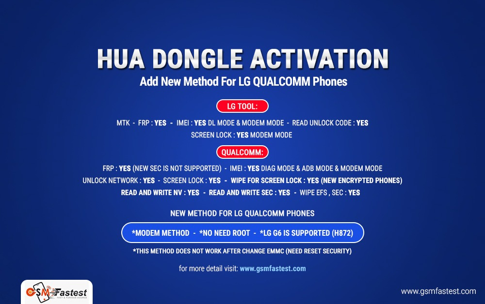 Hua Donge Reactivation